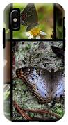 Butterfly Collage 1 IPhone X Tough Case