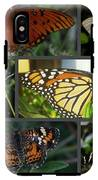 Butterfly Collage 2  IPhone X Tough Case