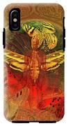 Butterflyman Solarlife IPhone X Tough Case