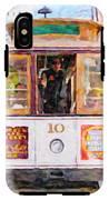 Cable Car No. 10 IPhone X Tough Case