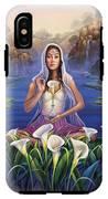Calla Lily - Be Still IPhone X Tough Case