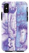 Calling Upon Spirit Animals IPhone X Tough Case
