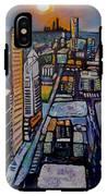 Capital City IPhone X Tough Case