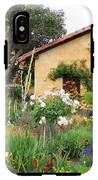 Carmel Mission With Path IPhone X Tough Case