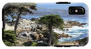 Carmel Seaside With Cypresses IPhone X Tough Case