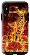 Carnation - Rebirth IPhone X Tough Case