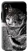 Cat IPhone X Tough Case