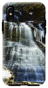Cathedral Falls IPhone X Tough Case