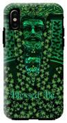 Celtic Green Man IPhone X Tough Case