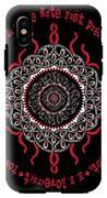 Celtic Lovecraftian Cosmic Monster Deity IPhone X Tough Case