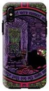 Celtic Sleeping Beauty Part II The Wound IPhone X Tough Case