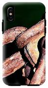 Chain Age IPhone X Tough Case