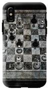 Checkmate In One Move IPhone X Tough Case