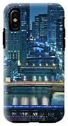 Chicago Bridges IPhone X Tough Case