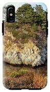 China Cove, Point Lobos IPhone X Tough Case