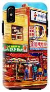 Chinatown Markets IPhone X Tough Case