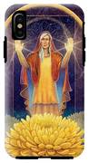 Chrysanthemum - Light In The Darkness IPhone X Tough Case
