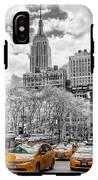 City Of Cabs IPhone X Tough Case