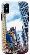 City Sights Nyc IPhone X Tough Case