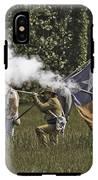 Civil War Re-enactment IPhone X Tough Case