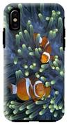 Clown Anemonefish Amphiprion Ocellaris IPhone X Tough Case