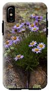 Clump Of Asters IPhone X Tough Case