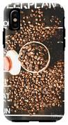 Coffee On The Menu IPhone X Tough Case