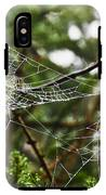 Collecting Raindrops IPhone X Tough Case