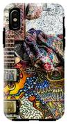 Collorfull Music IPhone X Tough Case