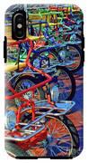 Color Of Bikes IPhone X Tough Case