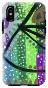 Color Rumble IPhone X Tough Case