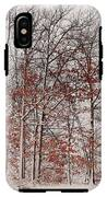 Colorful Winters Day IPhone X / XS Tough Case