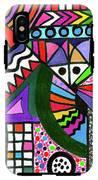 Colors Gone Wild IPhone X Tough Case