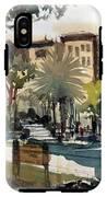 Columbus Park Bayshore Tampa IPhone X Tough Case