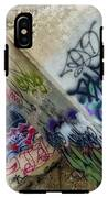 Concrete Art IPhone X Tough Case