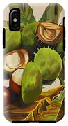Conkers IPhone X Tough Case