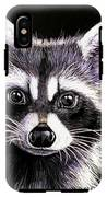 Coon IPhone X Tough Case
