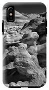 Cottonwood Creek Strange Rocks 6 Bw IPhone X / XS Tough Case