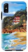 Crash Boat Beach IPhone X Tough Case