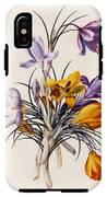 Crocuses IPhone X Tough Case