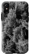Cypress Branches No.1 IPhone X Tough Case