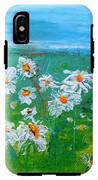 Daisies IPhone X Tough Case