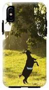 Dancing In The Rain IPhone X Tough Case