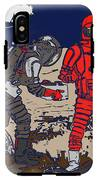 Danger In Deep Space IPhone X Tough Case