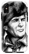 Davy Crockett IPhone X Tough Case