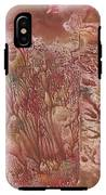 Decalcomanie 1 IPhone X Tough Case