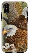 Decorah Eagle Family IPhone X Tough Case