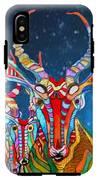 Deers IPhone X Tough Case