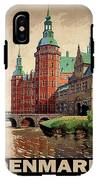 Denmark, Castle, Romance Of The Middle Ages Poster IPhone X Tough Case