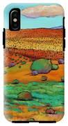 Desert Day IPhone X Tough Case